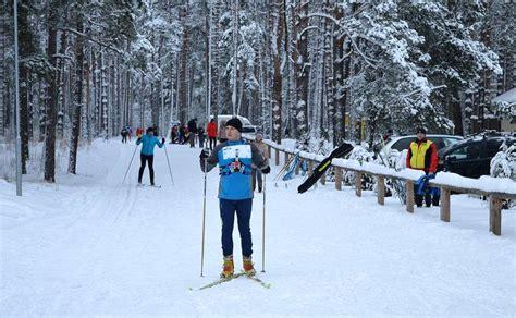 Distanču slēpošanas iespējas Daugavpilī