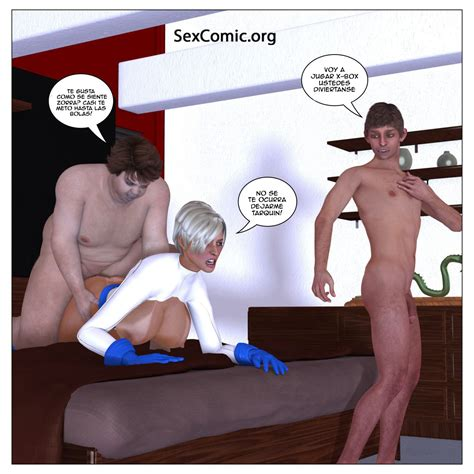 Comic Xxx 3d Trio Follando Por Dinero Sex Porno Anime Xxx