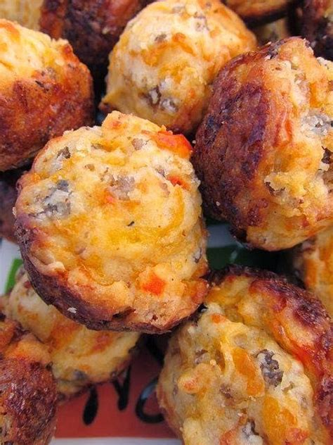 quick fix recipes cream cheese sausage balls