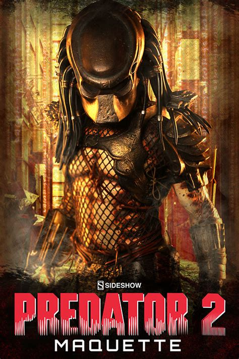Predator 2 Maquette by Sideshow Collectibles | Sideshow ...