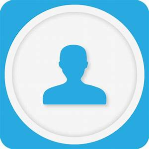 Contact Icon | Android Settings Iconset | GraphicLoads