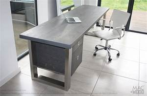 Arbeitsplatte Küche 4m : office desk grey marlborough oak grey office desk ~ Michelbontemps.com Haus und Dekorationen