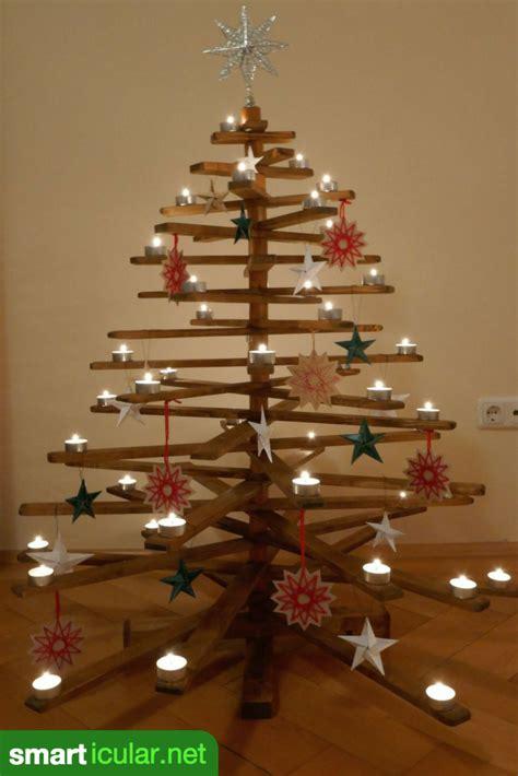 Weihnachtsbaum Holz Design by Weihnachtsbaum Selber Bauen Weihnachtliche Diy Idee