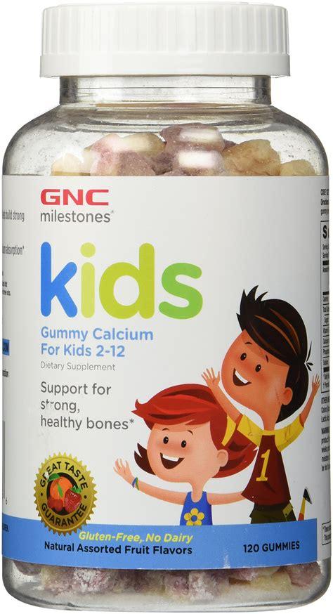 Amazon.com: GNC milestones Kids Gummy DHA for Kids 2-12