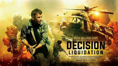 decision liquidation  series  action
