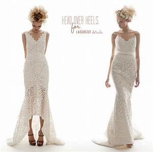 head over heels for laser cut details With what wedding dress should i wear