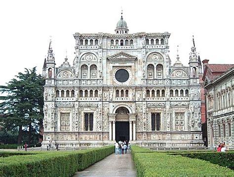 pavia mezzi pubblici la certosa di pavia un monastero magnifico da visitare