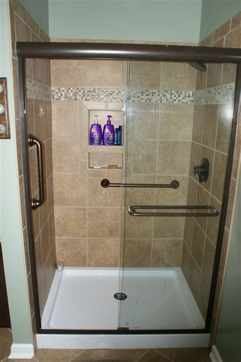 New Shower By Newbie!!!   Kitchen & Bath Remodeling   DIY