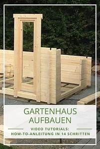 Dachrinne Selber Bauen : 30 best gartenhaus selber bauen images by gartenhaus gmbh on pinterest ~ Buech-reservation.com Haus und Dekorationen