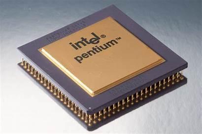 Intel Pentium Chip Dc Processor 1992