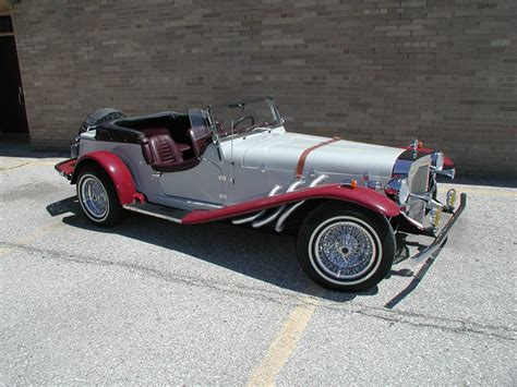 It has been garage kept for the life of the car. 1929 Mercedes-Benz SSK for Sale | ClassicCars.com | CC-985248