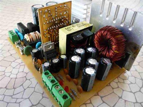 Modified Atx Power Supply Half Bridge Smps Project