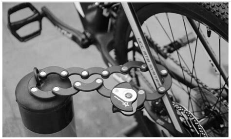 Best Bike Lock Singapore