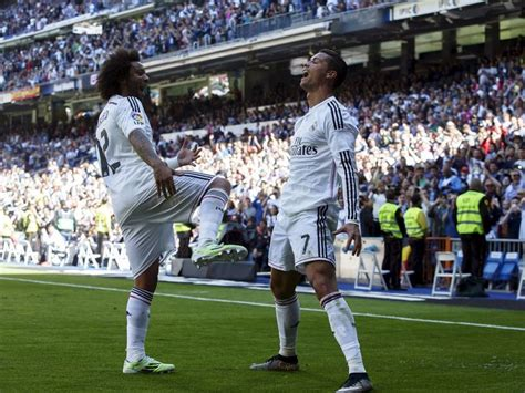 Cristiano Ronaldo sets records, personal bests with 5-goal ...