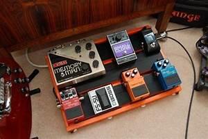The  11 Diy Guitarist U0026 39 S Pedal Board