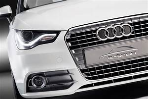 Audi A1 E-tron Head Light