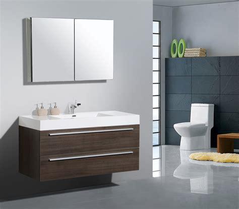 designer bathroom vanities cabinets inspiring modern bathroom furniture designs with floating