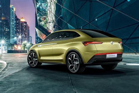 Audi Vision 2020 by Skoda S 2020 Vision Revealed