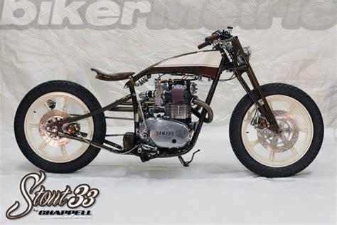 xs boardtrack style bobber chappell customs bikermetric