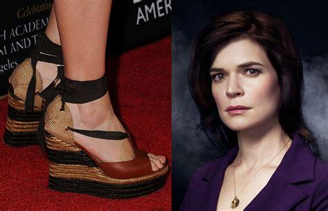 Betsy Brandts Feet