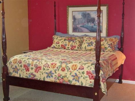 35805 pictures of beds l500 thomasville mahogany collection four poster rice bed ki