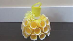 Recycling Ideas: Beautiful Dress out of Plastic Bottles