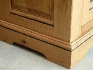 Meuble Tv En Chene : meuble tv en bois massif berry ~ Teatrodelosmanantiales.com Idées de Décoration