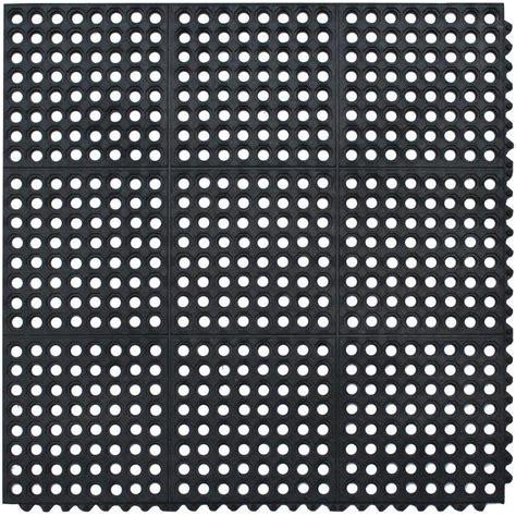soggy doormat canada trafficmaster black 36 in x 36 in rubber anti fatigue