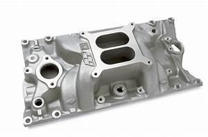 Chevy Intake Manifold  Vortec Head Design  Gm Performance