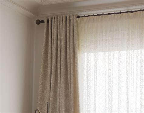 aprender a confeccionar cortinas como hacer cortinas plisadas con cinta fruncidora
