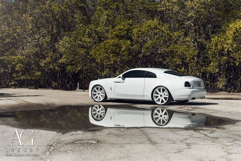 AG Luxury Wheels   Rolls Royce Wraith Forged Wheels