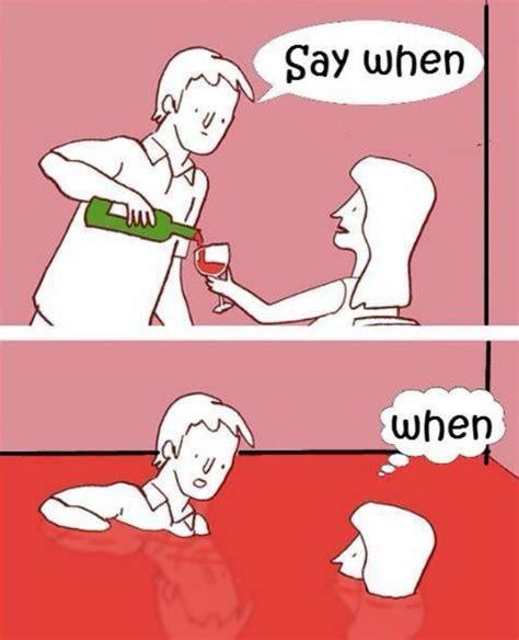 Dirty Cartoon Memes - funny cartoon drinking wine funny dirty adult jokes pictures memes cartoons ecards
