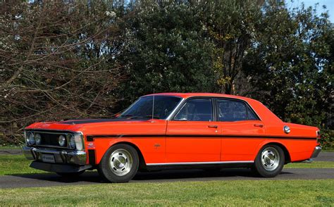Shannons Put 'no Reserve' Falcon Xy Gt Under The Hammer