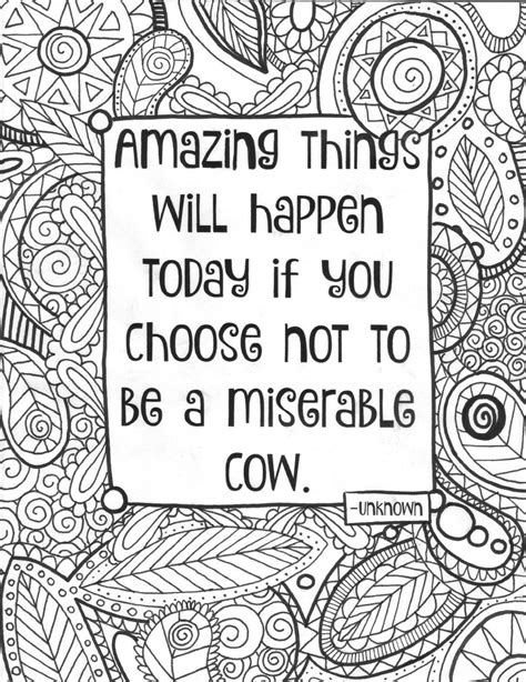 inspirational coloring pages for adults coloring page quote coloring sheet instant