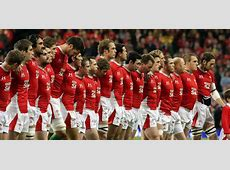 Wales Rugby Team Inspired by Country's Euro 2016