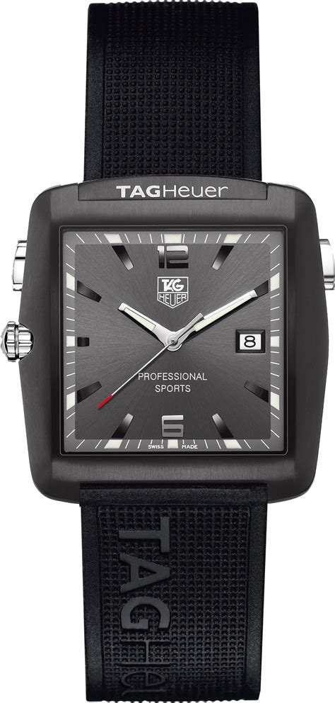 New Tag Heuer Professional Golf Date Watch WAE1113.FT6004 ...