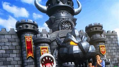 Universal Studios Nintendo Super Park Theme Mario