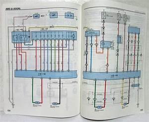 1999 Toyota Rav4 Electrical Wiring Diagram Manual Us  U0026 Canada
