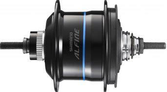 Shimano Alfine Disc Gearbox Hub Speed Hole