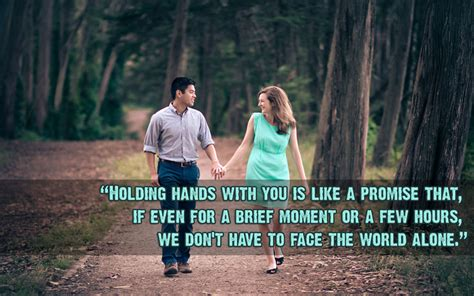 holding hand quotes  messages romantic cute wishesmsg