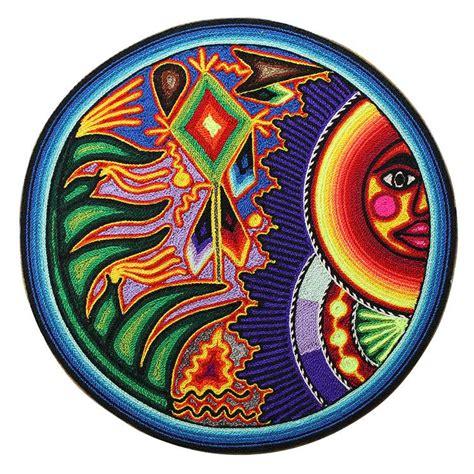 huichol yarn art collection huichol yarn painting ypr