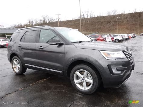 2016 Ford Explorer Xlt 4wd by 2016 Magnetic Metallic Ford Explorer Xlt 4wd 109689234