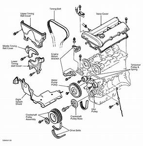 2002 Mazda Tribute Engine Diagram