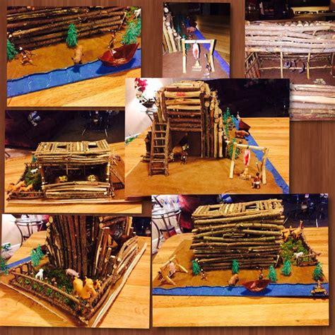 sons  grade wigwamlonghouse project