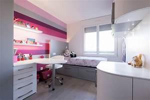Image De Chambre : 10 chambres exceptionnelles de petites filles ~ Farleysfitness.com Idées de Décoration