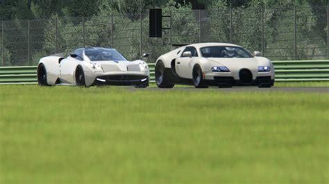 2020 bugatti chiron sport noir vs. Pagani Huayra Bc Vs Bugatti Chiron - Supercars Gallery