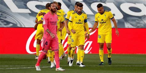 Real Madrid vs Cádiz: gol Video hoy, resumen y mejores ...