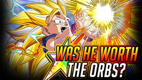 How Good Is This Gt Ssj3 Goku At 100%?? Dragon Ball Z