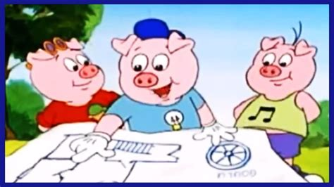 The Three Little Pigs and Big Bad Wolf   Three Little Pigs ...