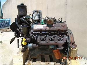 R  F  Engine International 7 3l I D I  Engine Complete Good Runner Esn  1813344c2